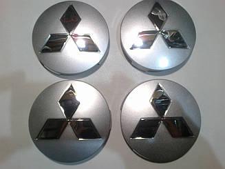 Колпачки в диск Mitsubishi диаметр 81 мм