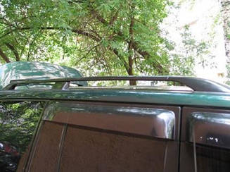 Рейлинги под оригинал Toyota Land Cruiser 100