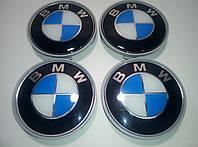 Колпачки в диски BMW 65-68 мм