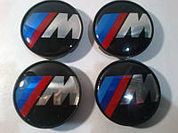 Колпаки в диски BMW M-style диаметр 65мм