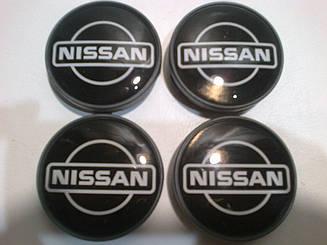 Колпачок в диск Nissan 55-59 мм
