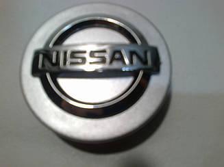 Колпачок в диск Nissan диаметр 50 мм