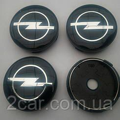 Колпачки в диски Opel 56-60 мм
