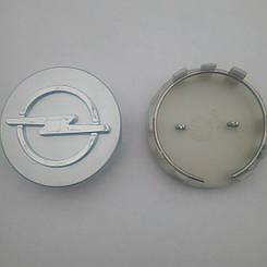 Колпачок в диск Opel 55-59 мм