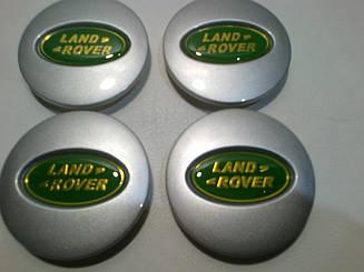 Колпачок в диск Land Rover диаметр 49 мм