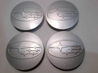 Колпачок в диск Subaru 52-59 мм
