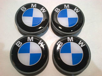 Колпаки в диски BMW диаметр 56мм