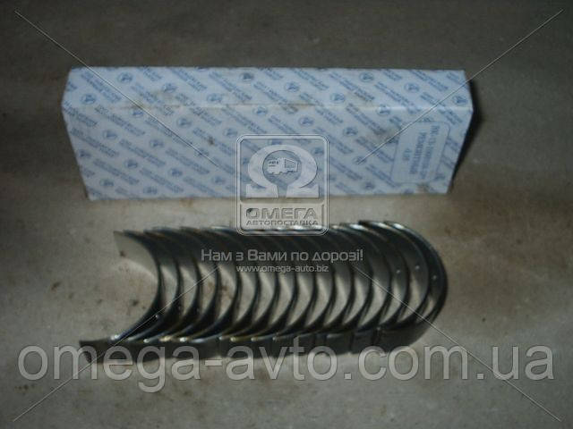 Вкладиші шатунні 0,05 ГАЗ 53 (покупн. ЗМЗ) ВК13.1000104-БР1