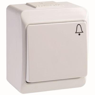 ВСк20-1-0-ГБ Выключатель кнопочный для открытой установки IP44 ГЕРМЕС