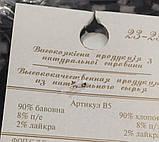 """Носки с надписью """" Тихо мама спит"""" """"Elegant'S"""" Летние 1 шт, фото 3"""