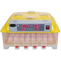 Инкубатор автоматический инвекторнный для яиц DZE-48