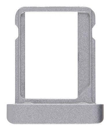 Держатель SIM-карты для планшета Apple iPad 2 / iPad 3 / iPad 4 Silver