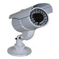 Влагозащищенная цветная ИК камера видеонаблюдения LUX 90 SHE Sony EFFIO 700 TVL
