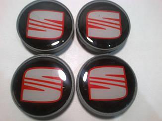 Колпачок в диск Seat 56 мм