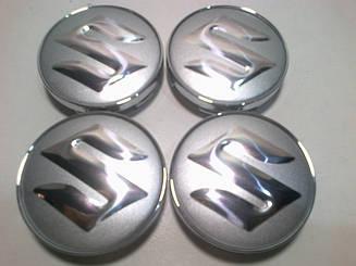 Колпачок в диск Suzuki 56-60 мм
