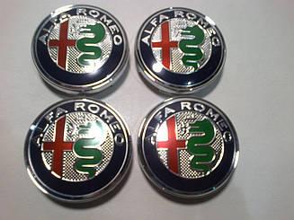 Колпачок в диск Alfa Romeo 56 мм