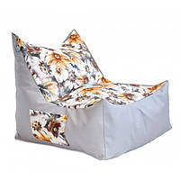 Бескаркасное кресло Вильнюс детское микс, фото 1
