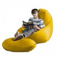 Комплект мебели Nimbus (кресло и пуф), фото 1