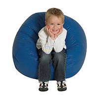 Кресло-мяч синий Тia-sport