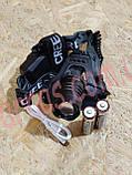 Аккумуляторный налобный фонарь BL-T804-P50, фото 2