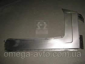 Панель боковины ГАЗ 3307 капота левая (не грунт.) (оригинал ГАЗ) 3307-8402309