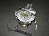 Помпа водяная ГАЗ дв.405 с электромагнитной муфтой Диаметр патрубков 44мм и 38мм (ПЕКАР), фото 2