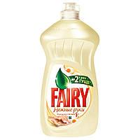 """Fairy Средство для мытья посуды """"Ромашка и Витамин Е""""  500 мл"""