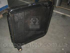 Радиатор охлаждения КАМАЗ 5320 (3-х рядный) (г.Бишкек) 145.1301010-01