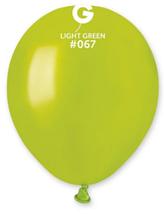 """Воздушные шары металлик 5"""" (13 см) Gemar"""