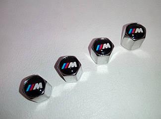Колпачки на ниппеля BMW M-style