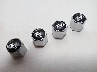 Колпачки на ниппеля Hyundai