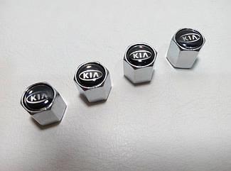 Колпачки на ниппеля Kia