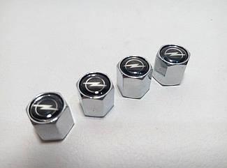 Колпачки на ниппеля Opel