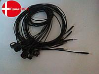 Электрод ЭЭГ типа «таблетка» с отведением 1м., разъемом (усиленный провод) для DX-NT