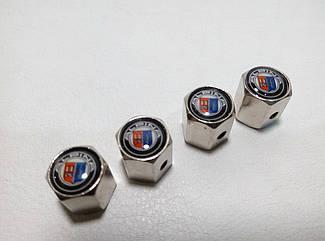 Колпачки на ниппеля BMW Alpina