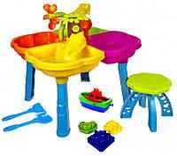 Столик песочный Kinder Way 01-122