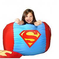 Кресло мешок мяч Супермен