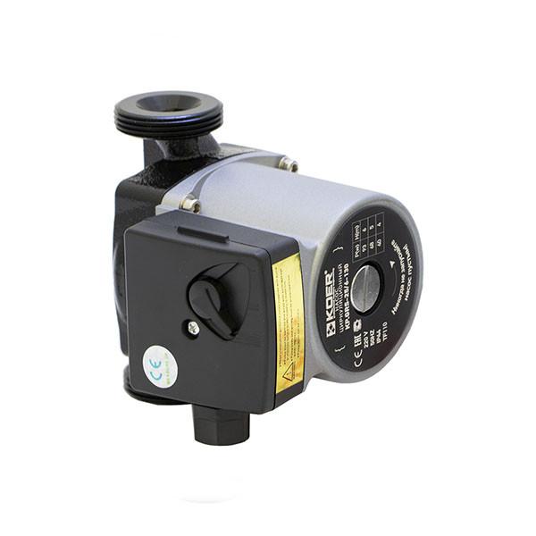 Насос циркуляционный KOER KPGRS-32_8-180 (с гайками, кабелем и вилкой)