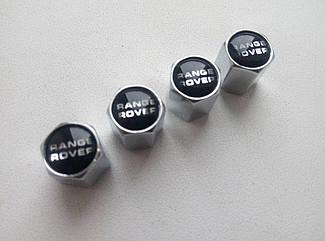 Колпачки на ниппеля Range Rover