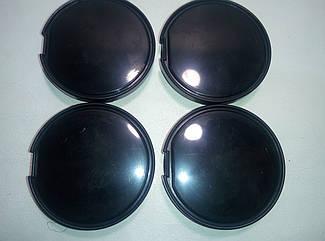 Колпачок в диск диаметр 52-56 мм черный