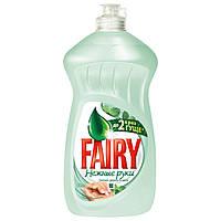 """Fairy Средство для мытья посуды """"Чайное дерево и Мята""""  500 мл"""