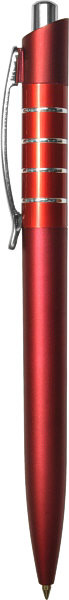 Пластиковые ручки SL2843M (TBP-1311B) красный