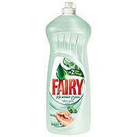 """Fairy Средство для мытья посуды """"Чайное дерево и Мята"""" 1000 мл"""
