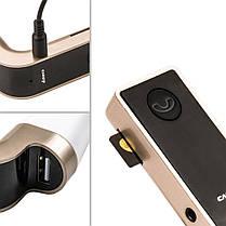 Автомобильный FM трансмиттер модулятор Car Wistmart G7, фото 3