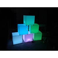 LED Светильник Куб  16 цветов + режимы, фото 1