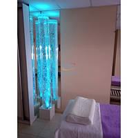Пузырьковая колонна для сенсорной комнаты на подставке, фото 1