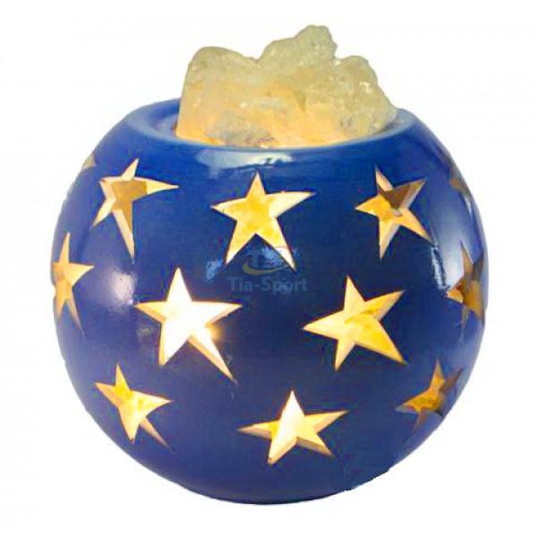 Соляная лампа Звезда