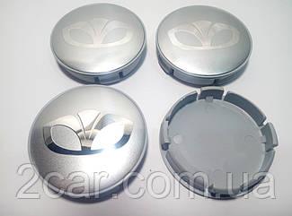 Колпачки в диски Daewoo 55-59 мм