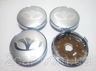 Колпачки в диски Daewoo 56-60 мм