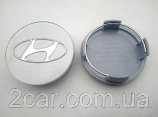 Колпачок в диск HYUNDAI 56-60 мм